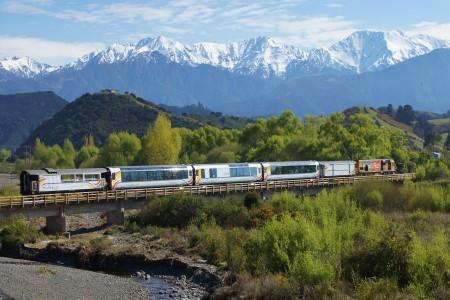 Scenic Rail Freedom Pass