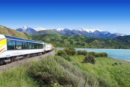 New Zealand Travel Fixed Rail Pass - Low Season