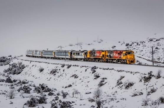 TranzAlpine - Greymouth to Christchurch
