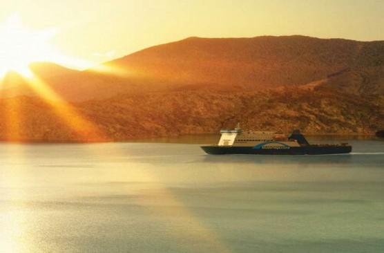 Wellington to Picton (Bluebridge)