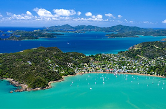 Bay of Islands Day Tour with Russell Mini Tour